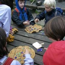 Projekttage Wikingerspiel